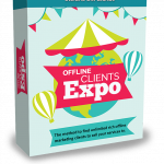 Offline Clients Expo Review – GET EXCLUSIVE BONUSES : A Super Simple System That Discovers Brilliant Method To Find 100s of Potential Business People Or Unlimited Rich Offline Marketing Clients To Sell Your Online Services