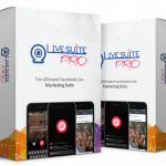 "LiveSuitePro Lifetime FE Review – GET ""FAST ACTION"" BONUSES : Running Live Reaction Campaigns, Sending Auto Messages To People Who Comment, News like Tickers, Running Live Videos In Premium Placeholders, Scheduling Live Videos (Use As Webinar), Going Live On Multiple Pages And Groups Simultaneously, Running FB Live Insider Premium Placeholders And Stream Pre Recorded Video As Live Only With FB Live"