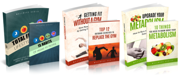 Fitness PLR Firesale 2017 Review – Get 3 Full Fitness PLR Mega Packs for Less Than The Price of 1