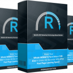 Rebake Premium Yearly Edition – Turn Your Websites Into Ultra Fast Loading SuperSites Review – GET BONUSES FOR FREE : The World's Most Powerful, Easiest To Use And Fastest Website Builder With High Converting Pages Spy Tool