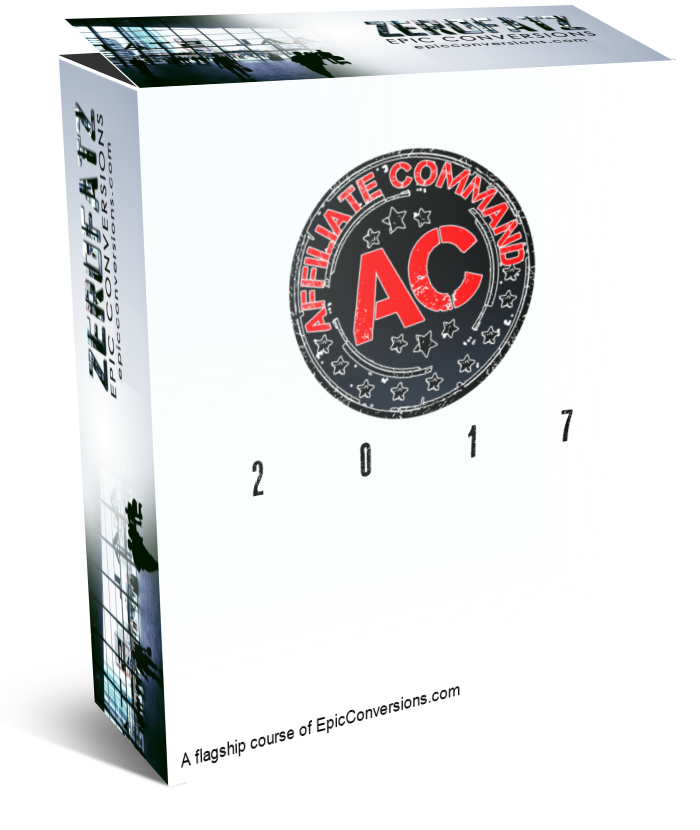 Affiliate Command 2017 Review – IS IT SCAM OR LEGIT? : A System That Focuses On Audience Building At It's Core And Emphasizes Sustainability For Long Term Success [Discover Exactly How To Make Money On The Internet]