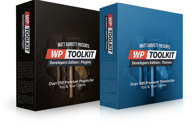 WP Toolkit Developers Edition Lifetime Review – REAL OR FAKE? : Save On This Massive Premium WP Theme And Plugin Bundle For A Limited Time [Get The Supported Themes & Plugins You Need For Your Websites And Get Full Rights To Use Them On Multiple Sites]