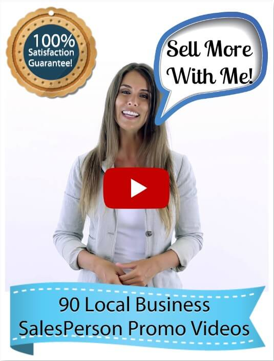 90 Offline-Local Business Live Spokesperson Promo Videos Review – SCAM OR LEGIT? : Get 90 Completely Brand New Professional Real-Life Spokeperson Local Business Videos!