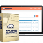 Backlink Rhino (lifetime) By Matt Garrett Review– IS IT SCAM OR LEGIT? : Get Unlimited Free Traffic To Any Site Or Offer If You Can Copy, Paste And Follow Simple Instructions